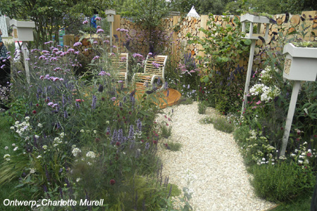 'Wild in the City' - Hampton Court Flowershow 2011